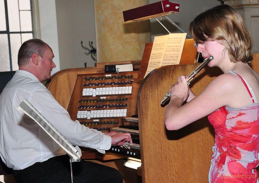 Frühlingskonzert mit Jugendchor an Greizer Stadtkirche St. Marien