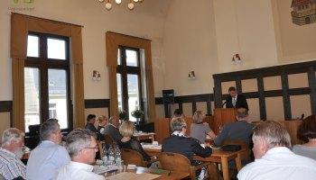 Konstituierende Sitzung des Greizer Stadtrates