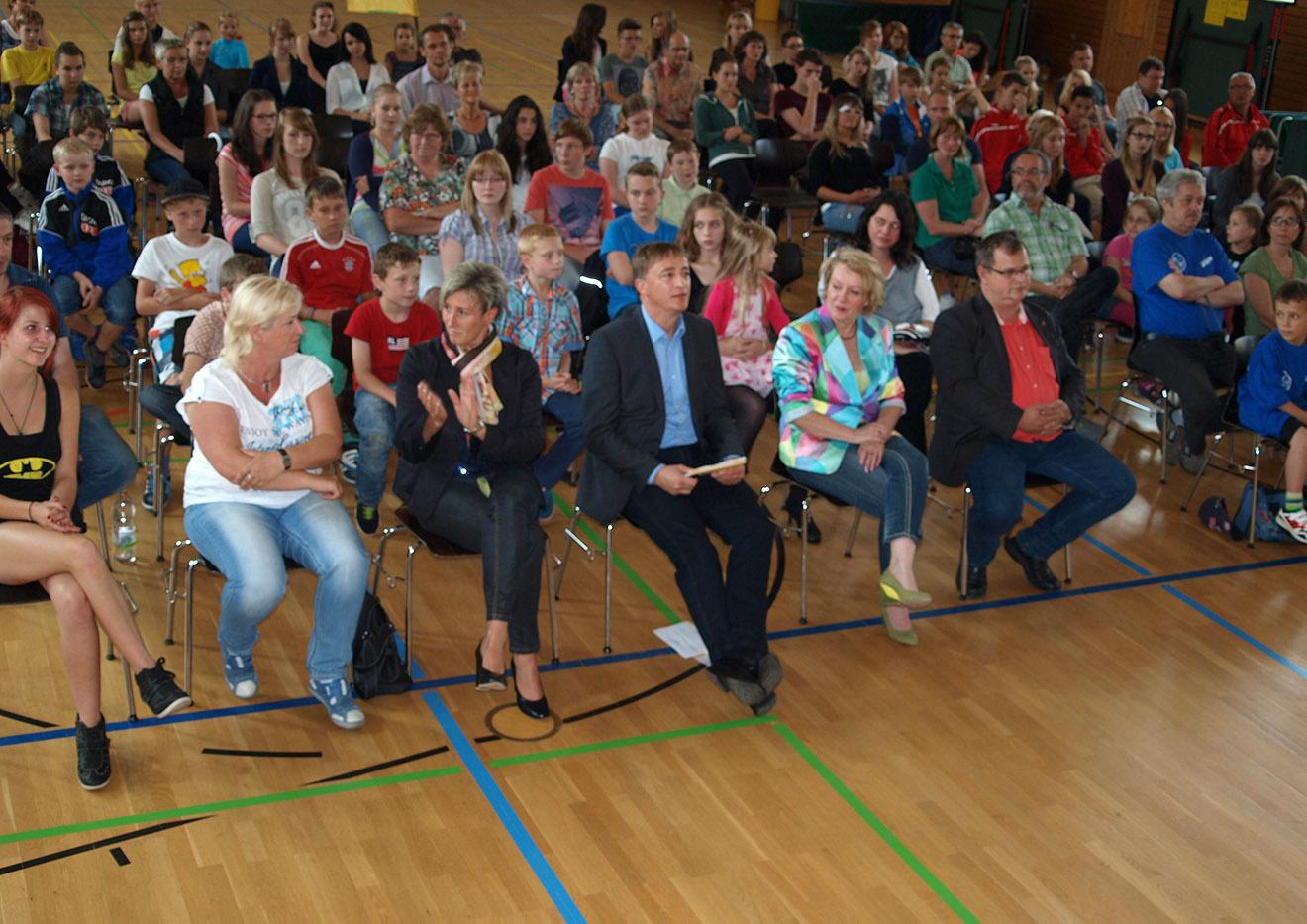 Kreisjugendspiele 2014 im Landkreis Greiz