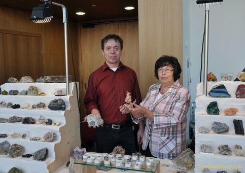 4. Schmuck-und Mineralienbörse in der Vogtlandhalle Greiz