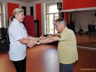 In Greiz wird bei Durchblutungsstörungen Gefäßsport angeboten