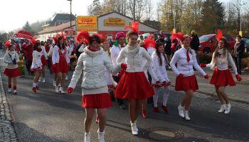 50 Jahre Carneval im Elstertal