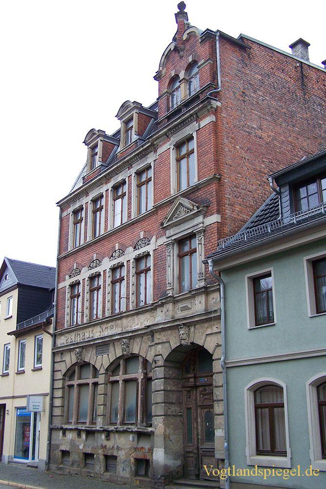 Fürstliche Schloss und Residenzstadt Greiz 2008