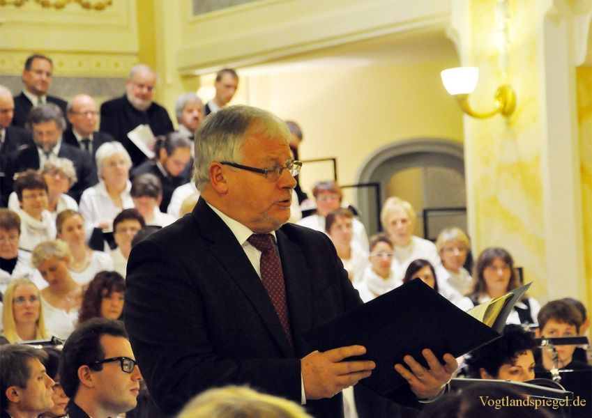 Bachs Weihnachtsoratorium in Greizer Stadtkirche aufgeführt