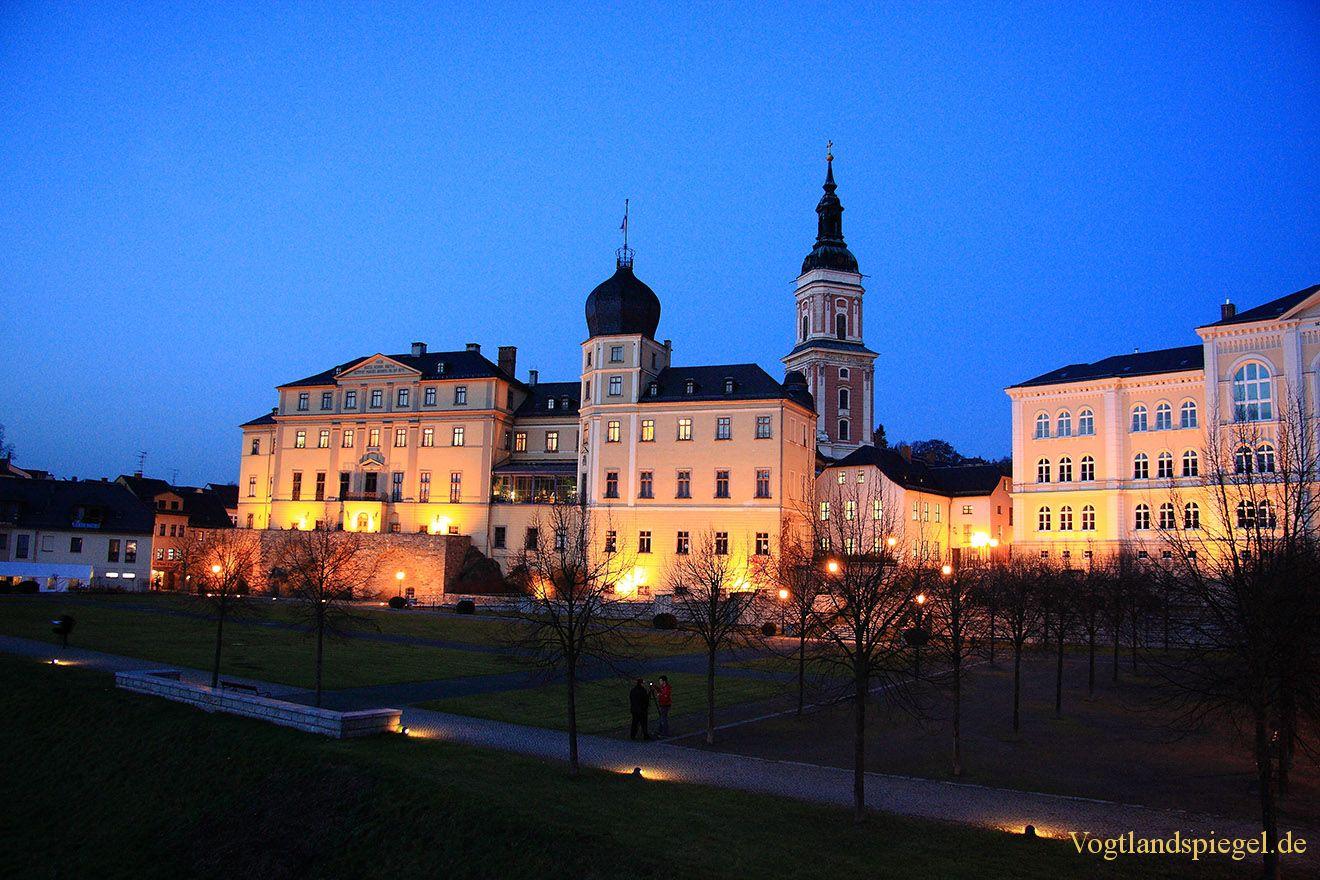 Fürstliche Schloss und Residenzstadt Greiz 2009