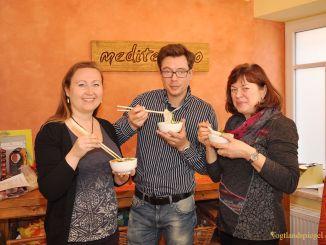 Kulinarische Vorfreude auf Multivisions Festival
