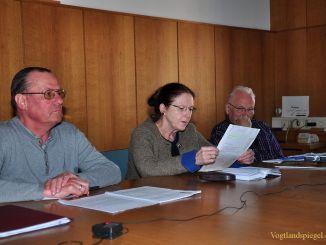 Seniorenbeirat der Stadt Greiz traf sich im Rathaus