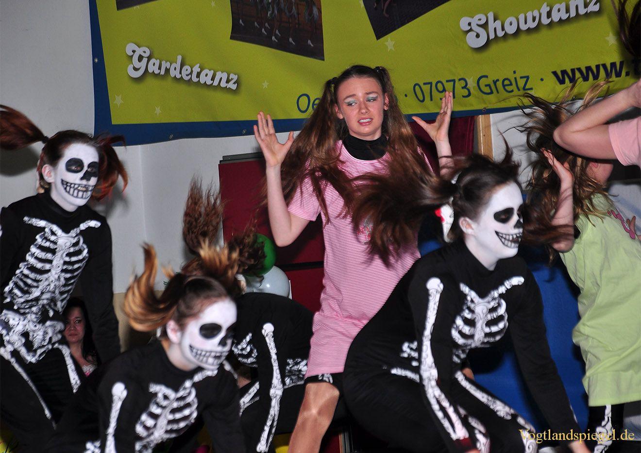 Große Tanzsport-Gala in Greizer Jahnturnhalle