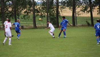 VFC Reichenbach gegen die SV Blau-Weiß 90 Greiz