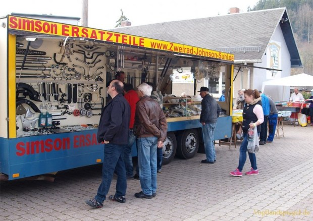 17. Oldtimer Teilemarkt Neumühle/Elster
