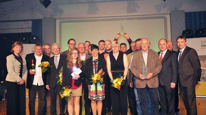 Sportler des Jahres 2014 geehrt