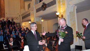 Erhebendes Festkonzert in Greizer Stadtkirche St. Marien