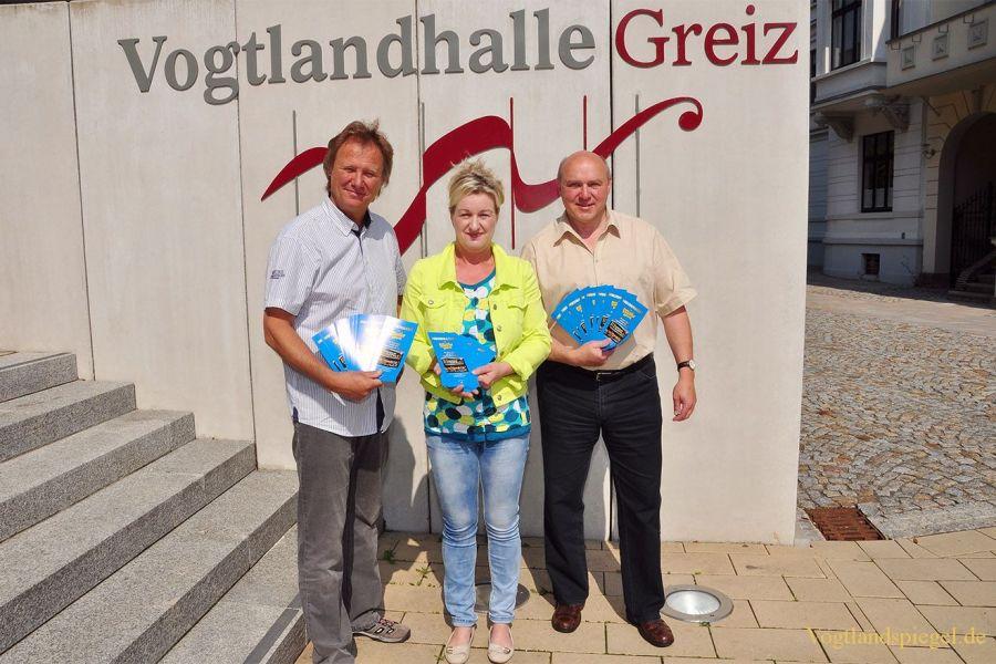 Große Musiknacht,Greizer Park-und Schlossfest