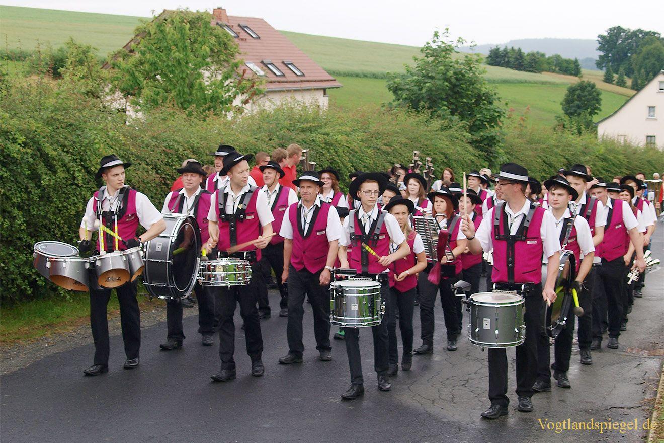 9. Musikgala der Schalmeien in Kleinreinsdorf