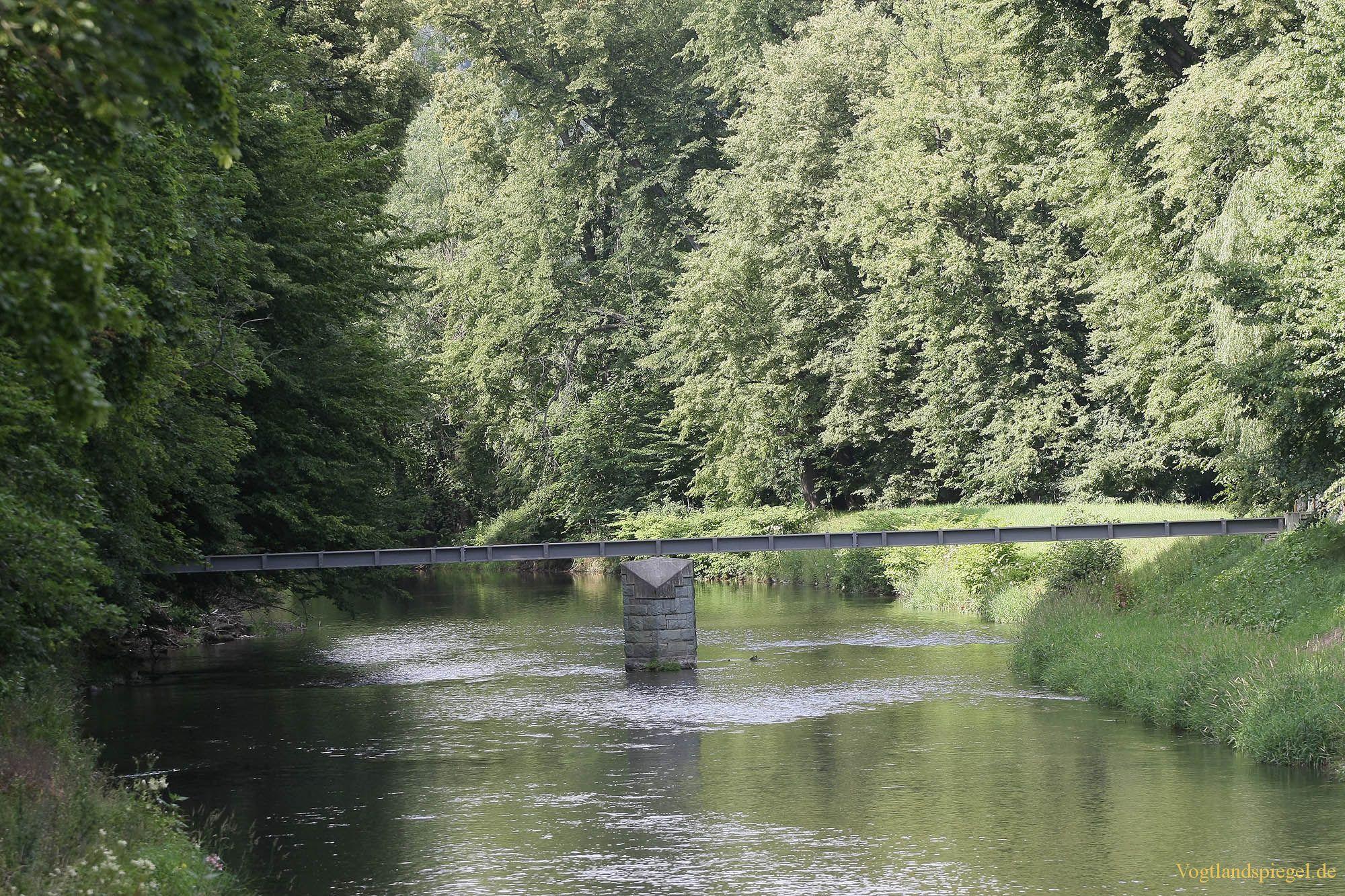Greizer Luftbrücke unterzieht sich einer Kur