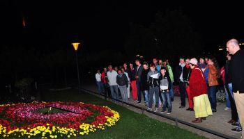 Sagenhafte Vollmondführung durch den Fürstlich Greizer Park