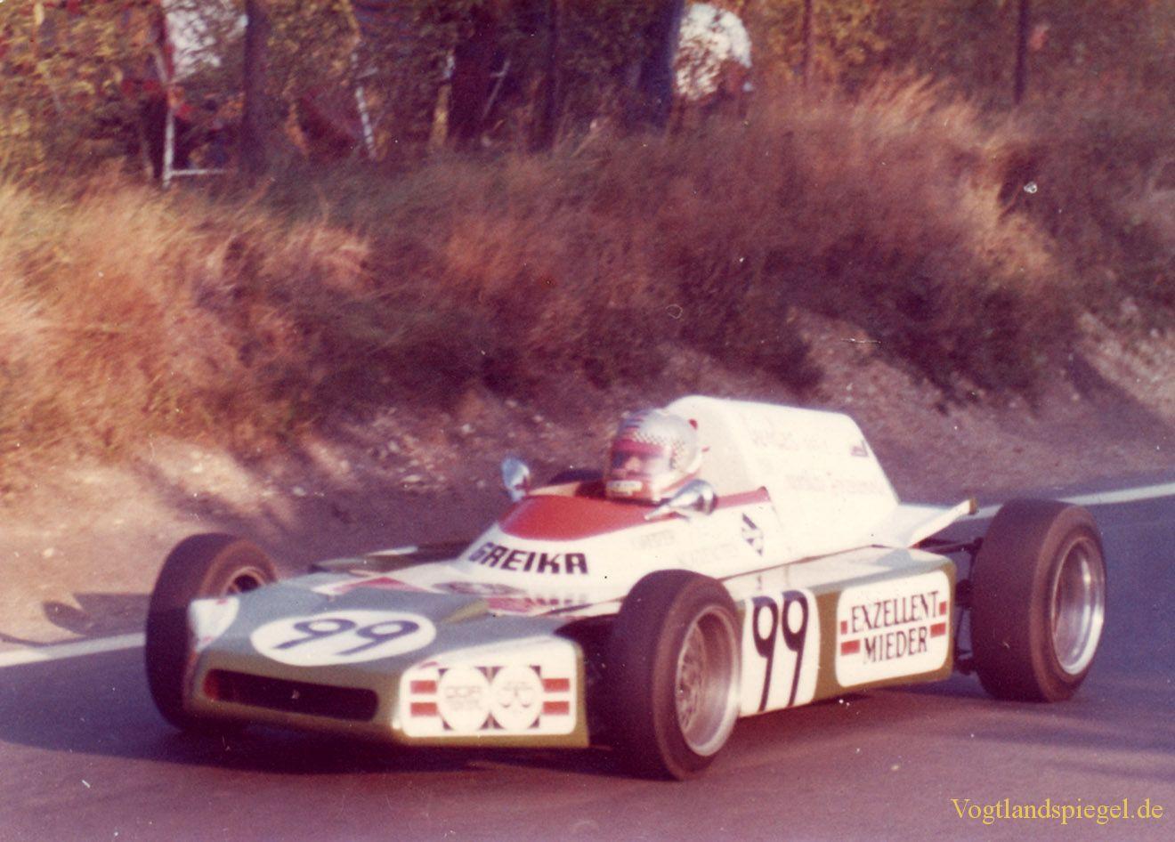 Roland Prüfer - eine Ostlegende des Motorsports