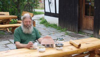 Ralf Naundorf und Waldhaus - eine wechselseitig befruchtende Einheit