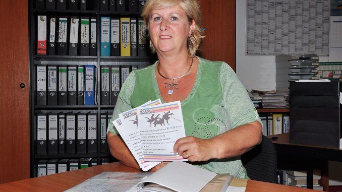 Jugendamtsmitarbeiterin Elke May