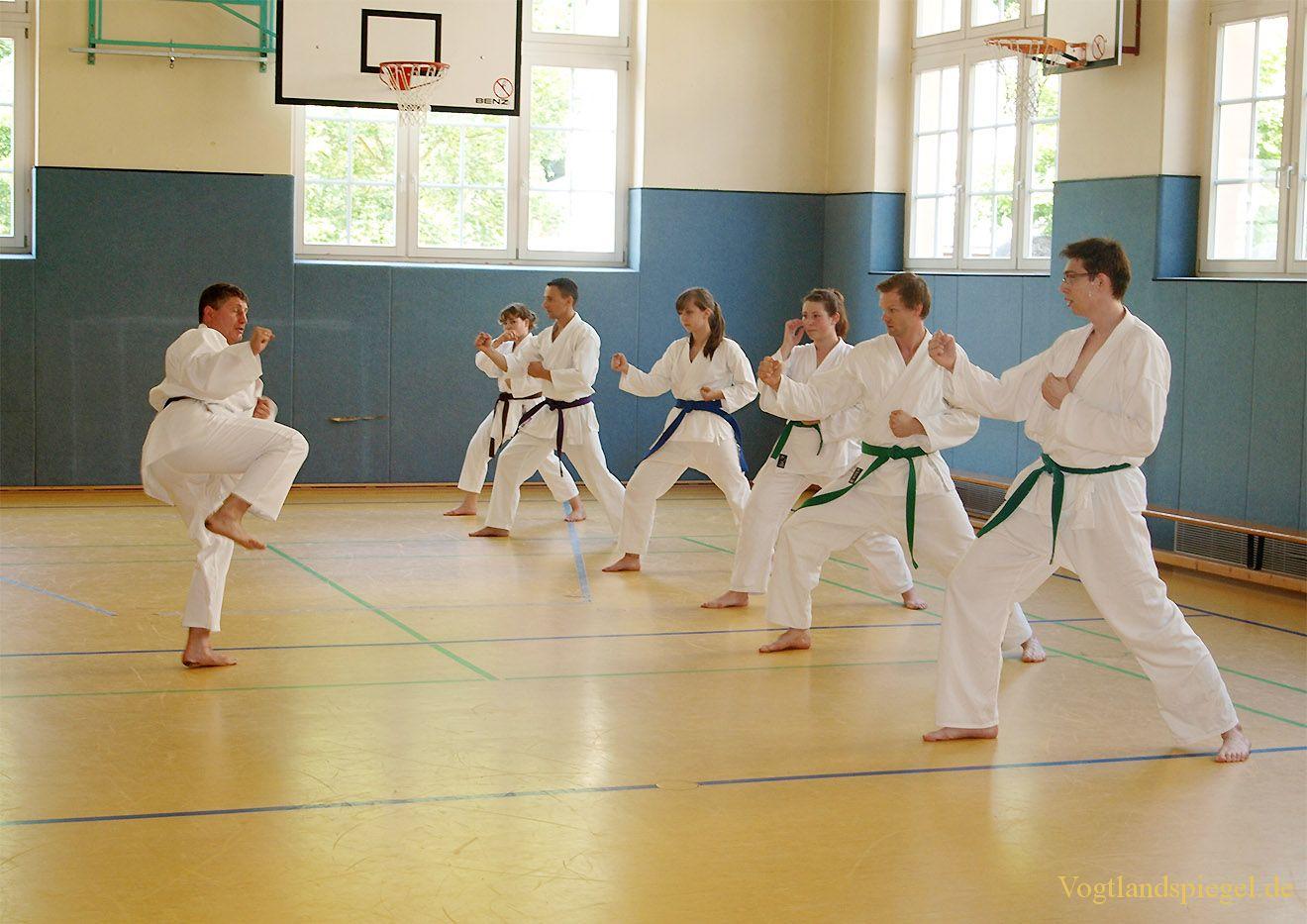 Erste Erfolge in neuer Wettkampfsaison für 1. Greizer Karate Dojo e.V.