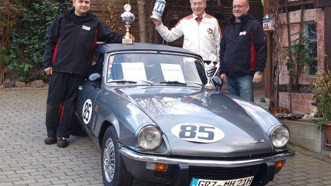 Roland Prüfer ist Sieger beim ADMV Classic Cup 2015