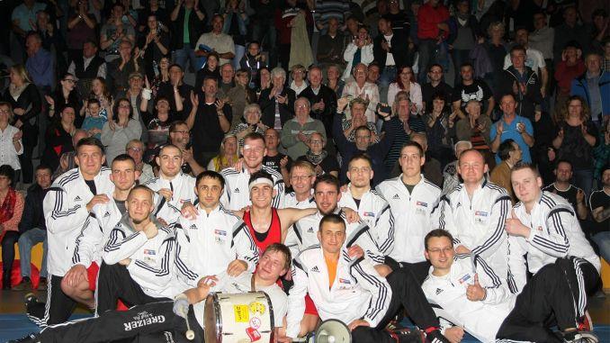 2.Bundesliga Nord Ringen: RSV Rotation Greiz gegen RV Lübtheen 15:8