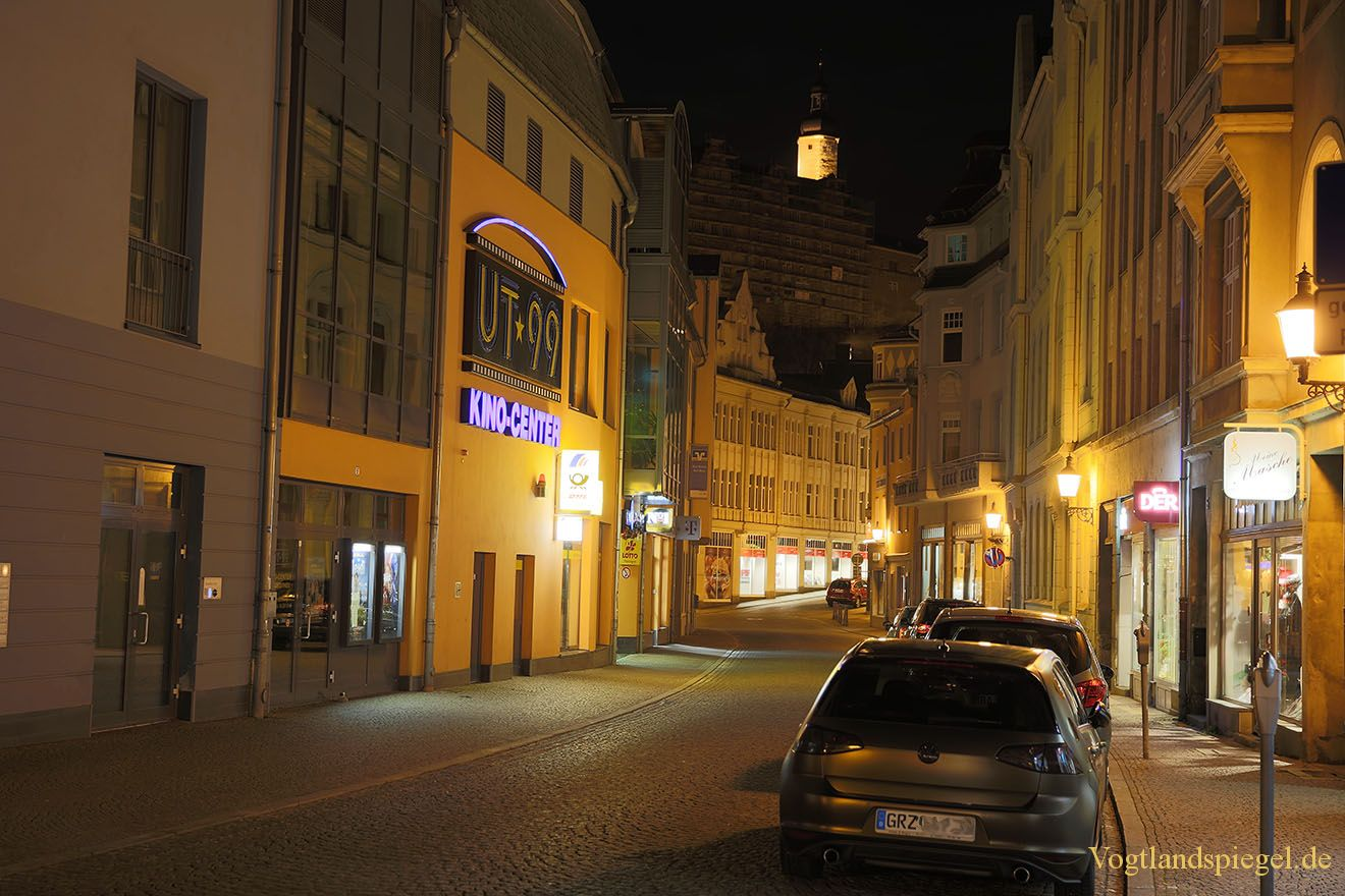 Fürstliche Schloss und Residenzstadt Greiz 2015