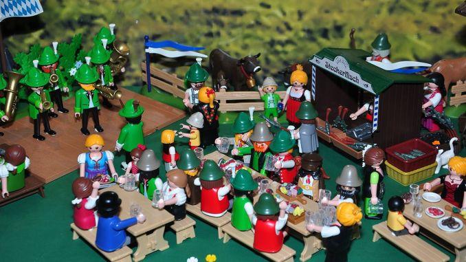 Playmobil-Ausstellung erfährt Besucheransturm