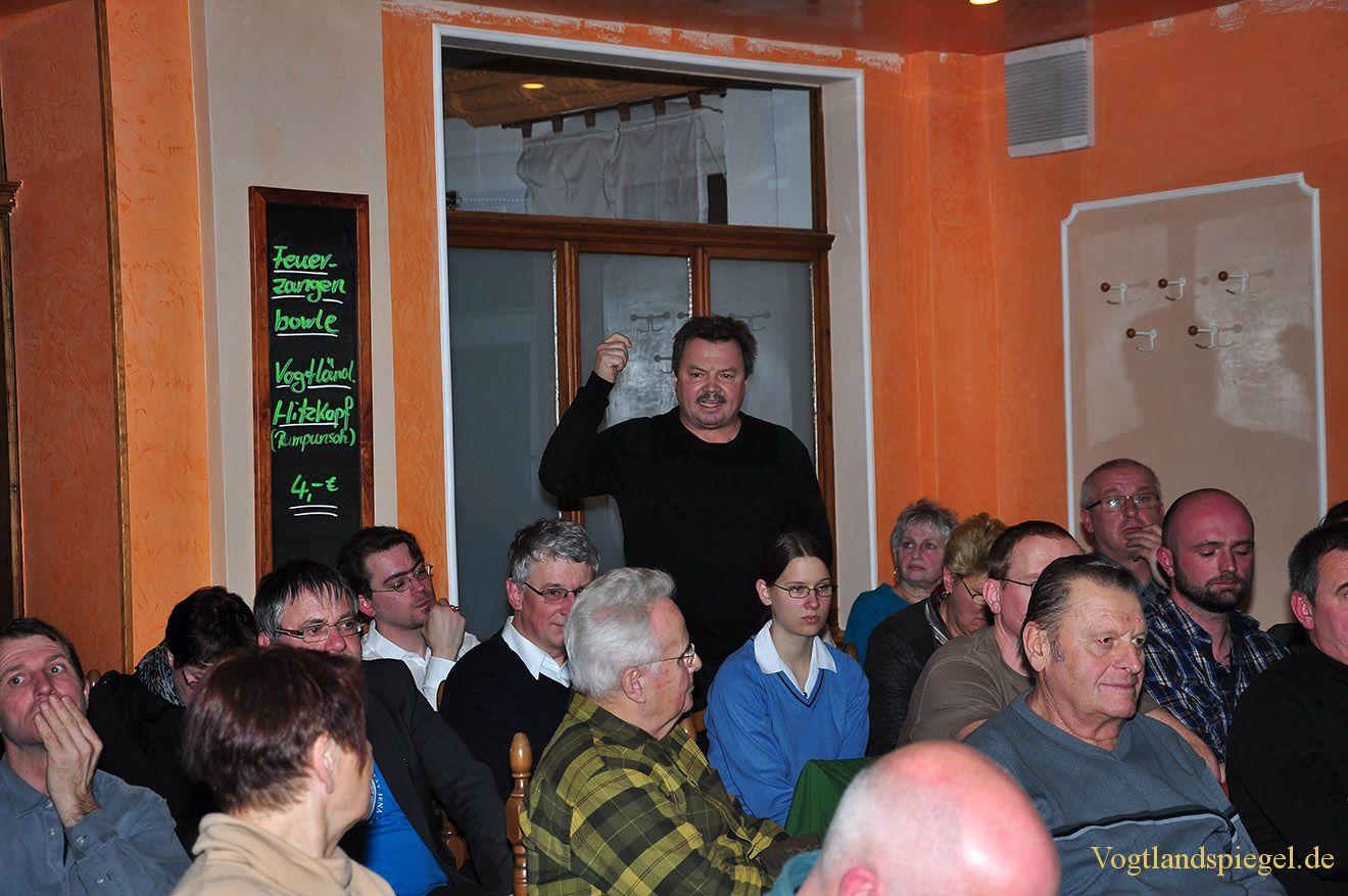 Jens Geißler referiert bei Prominente im Gespräch