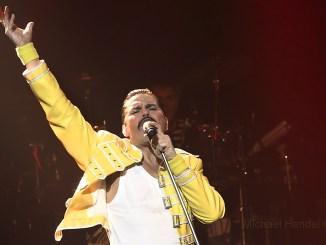 Queen Revival Band rockt Greizer Vogtlandhalle