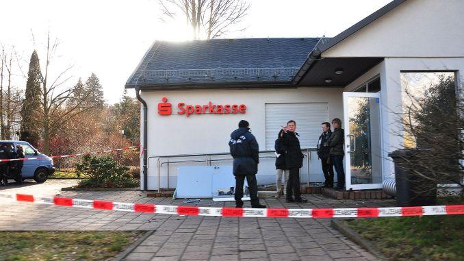 Sachswitzer Sparkassen-Filiale