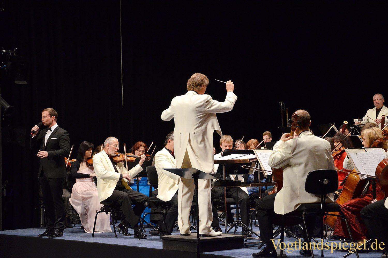 Orchesterball verbindet Greiz und Reichenbach