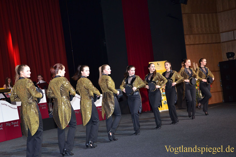 Ehrenamtsgala in der Vogtlandhalle Greiz