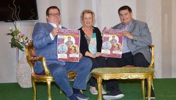 Unterhaltungsshow als Geschenk an die Stadt Greiz