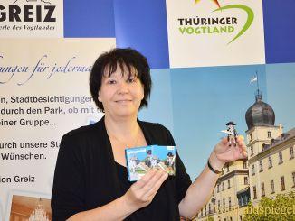 Playmobil-Goethe in Greiz-Info eingetroffen