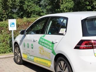 Krankenhaus: Kostenfreier Parkplatz für E-Autos
