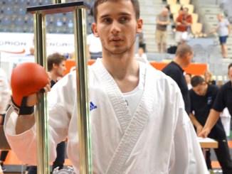 Karate: Benedikt Schult holt Meistertitel nach Greiz