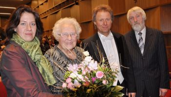 Irmengart Müller-Uri begeht 89. Geburtstag