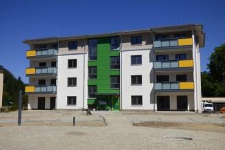 GWG-Wohnpark in Greizer Neustadt im Endspurt