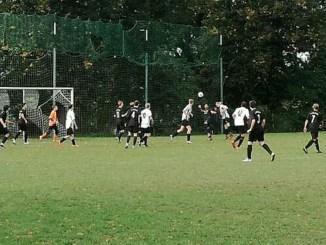 A-Jugend des 1. FC Greiz siegt gegen Rositz