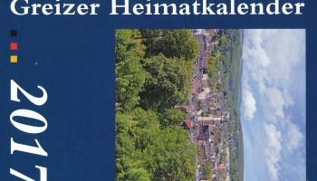Greizer Heimatkalender 2017 erschienen