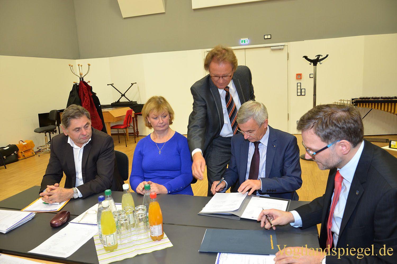 Zukunft der Vogtland Philharmonie bis 2024 gesichert