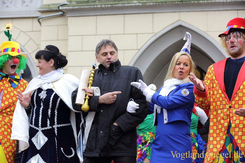 Endlich Karneval: GFG eröffnet 40. Saison
