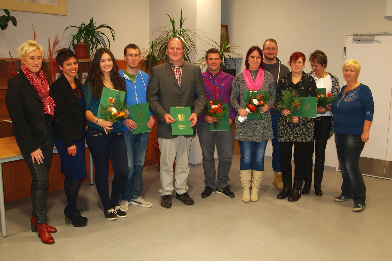Ehrenamt in der Jugendarbeit: Acht Auszeichnungen