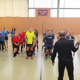 Rudi-Geiger-Turnier: Auch Mädchen mischten erfolgreich mit