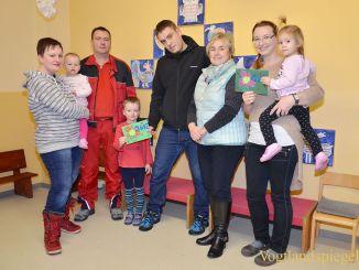 Kita Juri Gagarin: Danke für die Unterstützung