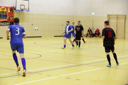Pokal des Bürgermeisters: 17. Greizer Stadtmeisterschaft im Hallenfußball