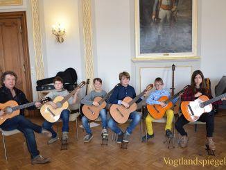 Musikschule Greiz: Frisch gezupft