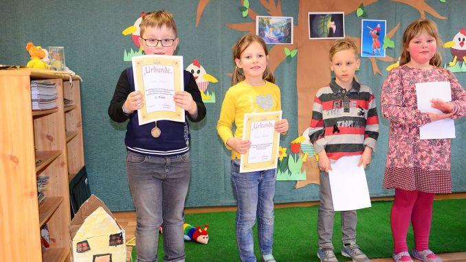 Grundschule Greiz-Pohlitz kürt die besten Rezitatoren
