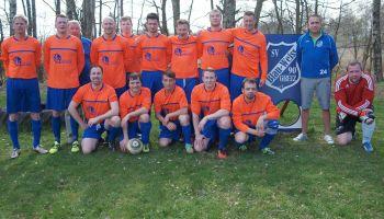 SV Blau-Weiß 90 Greiz mit neuer Spielkleidung